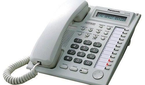 Panasonic KX-NT630 IP rendszerkészülék