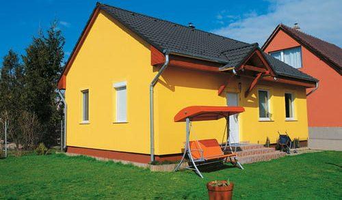 lapra szerelt ház
